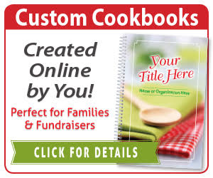 Custom Cookbooks