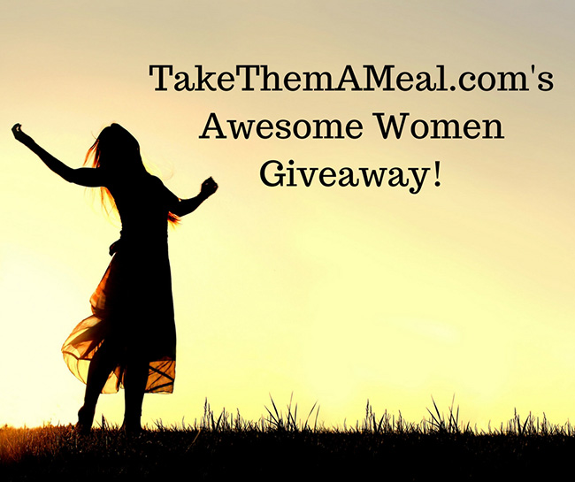 Awesome Women Giveaway