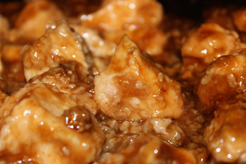 Crock Pot Sesame Chicken (Freezer Meal)
