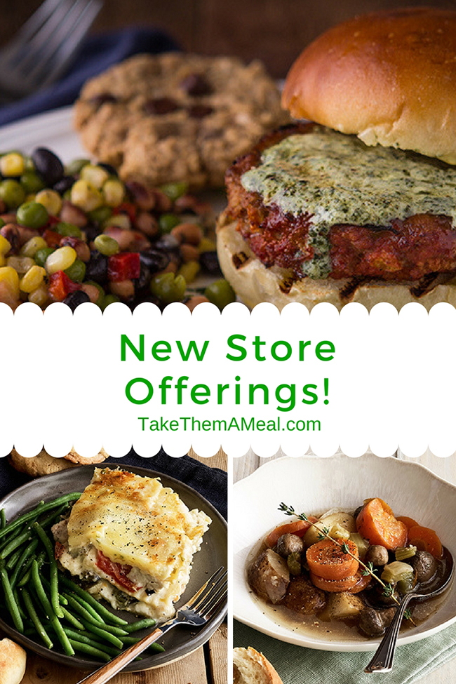 New Store Offerings