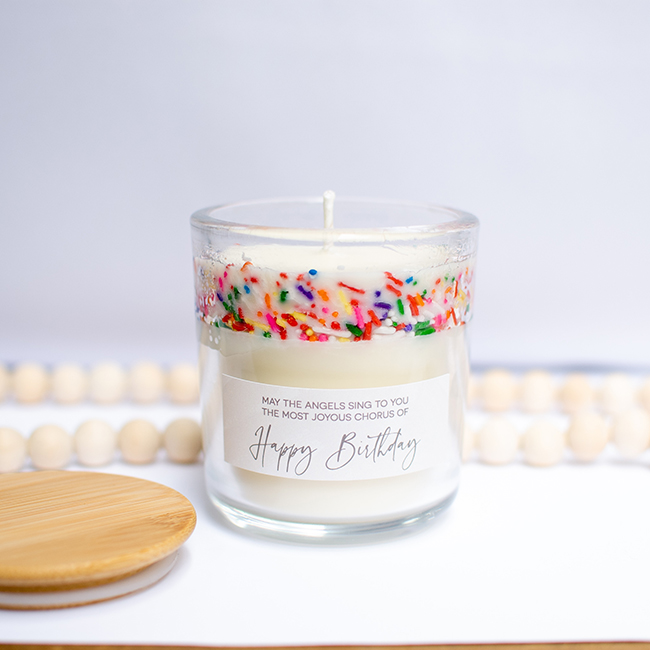 Shining Bright Memory Candles