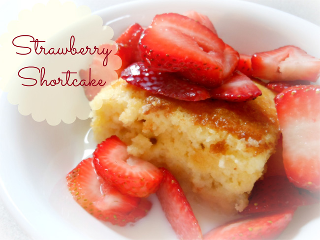 Tis the Season for Strawberry Shortcake!