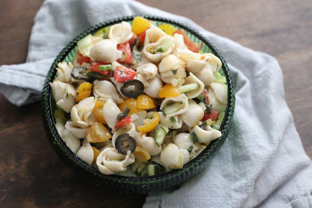 Pasta low sodium recipe