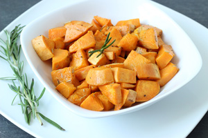 Baked Sweet Potatoes