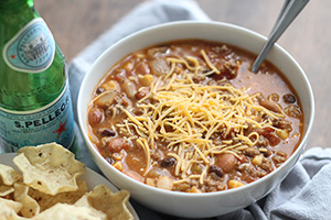 Crowd Pleaser Mexican Soup