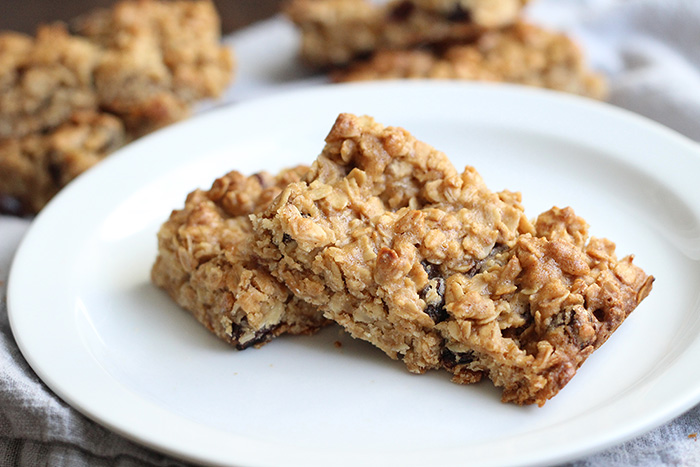 Playgroup Granola Bars